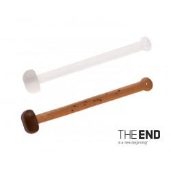Elastická zarážka nástrahy THE END / 36ks