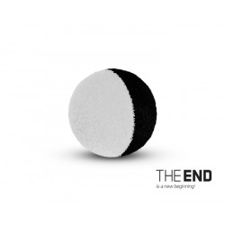THE END ZIG RIG čierno-biele / 10ks
