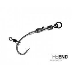 Montáž THE END Ronnie Rig NO4 /4ks