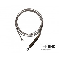 Nadväzec THE END Leadcore + PIN clip / 3ks